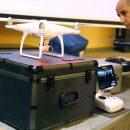 """""""El uso de drones ayuda a salvar vidas a las fuerzas de seguridad y equipos de emergencias"""""""